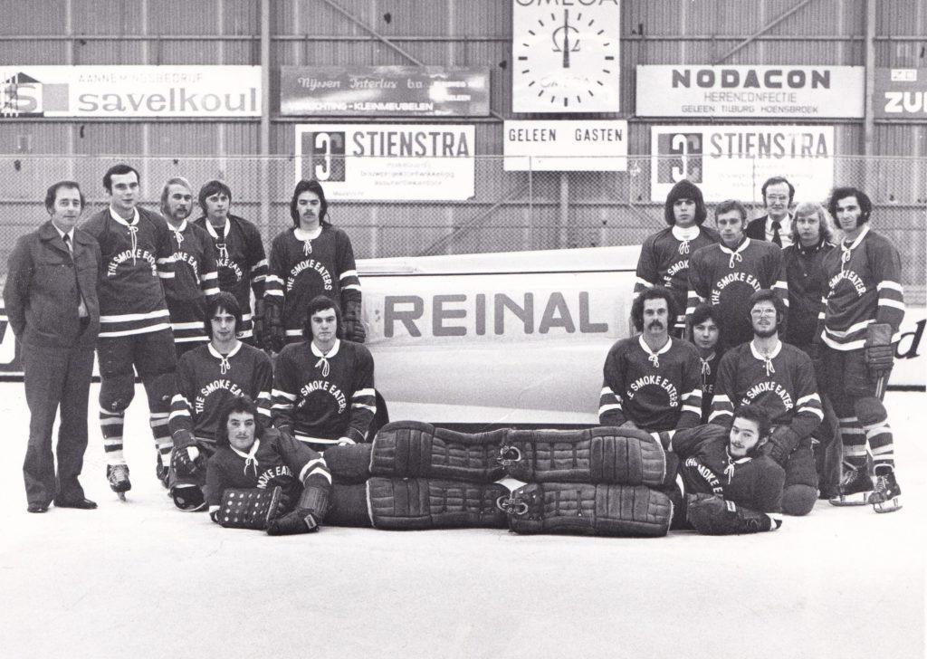 1974/1975: het einde van een tijdperk ondanks of dankzij hoofdsponsor?