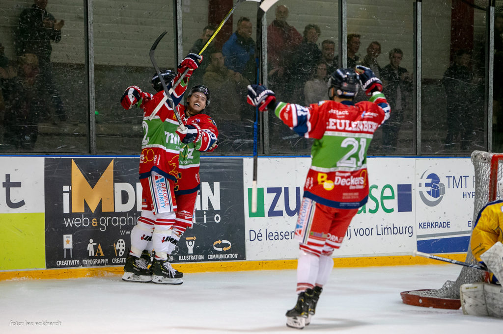 Steun Eaters via Rabo Clubsupport!